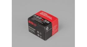 Комплект 7.62х39-мм (для АК-47, АКМ)  / Новый оболоченная пуля с стальной гильзой КСПЗ [мт-538]