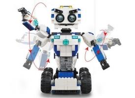 Р/У конструктор CaDA Technic Робот DADA (606 деталей) 1