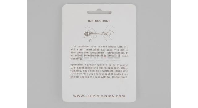 Инструмент для подрезки гильз LEE / 375 H&H [мт-522]