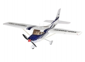 Р/У самолет Top RC Cessna 182 400 class синяя 965мм 2.4G 4-ch LiPo RTF