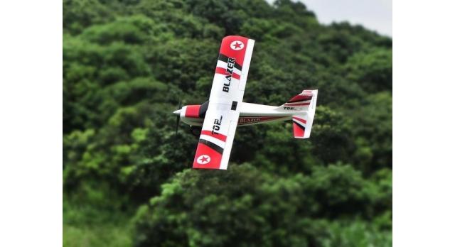 Р/У самолет Top RC Blazer 1280мм/1200мм (2 крыла) PNP 2