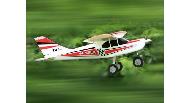 Р/У самолет Top RC Blazer 1280мм/1200мм (2 крыла) PNP 3