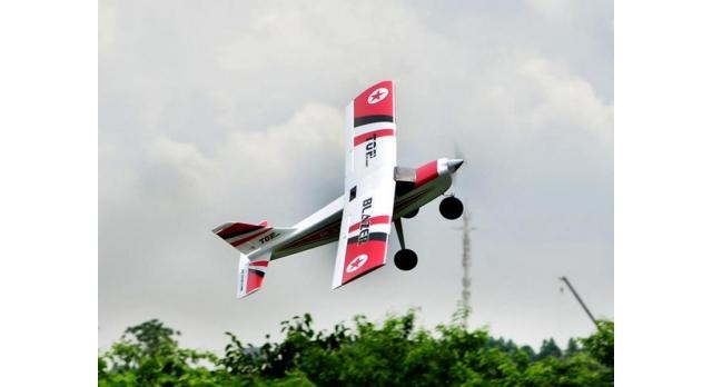 Р/У самолет Top RC Blazer 1280мм/1200мм (2 крыла) PNP 4