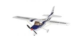 Р/У самолет Top RC Cessna 182 400 class синяя 965мм PNP 1