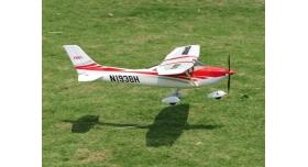 Р/У самолет Top RC Cessna 182 400 class синяя 965мм PNP 2