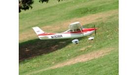 Р/У самолет Top RC Cessna 182 400 class синяя 965мм PNP 3