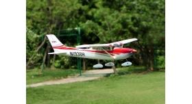 Р/У самолет Top RC Cessna 182 400 class синяя 965мм PNP 4