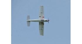 Р/У самолет Top RC Cessna 182 400 class синяя 965мм PNP 6