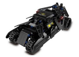 Конструктор CaDA Technic бэтмобиль совместим с C52006W, инерционный (212 деталей)