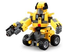 Конструктор CaDA Робот HORNET (267 деталей) 1