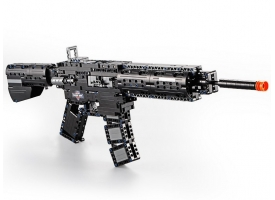 Конструктор CADA deTech штурмовая винтовка M4A1 (621 деталь) 1