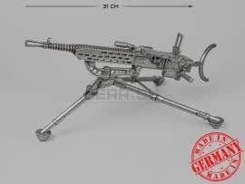 4585 Уменьшенная копия пулемёта ZB Vz 37 (ZB-53)