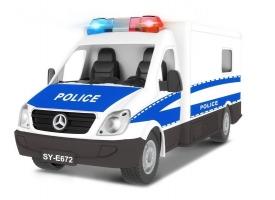 Р/У полицейский фургон Double Eagle 1:18