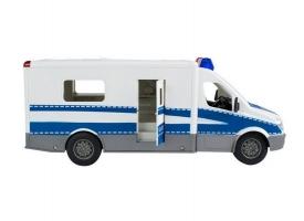 Р/У полицейский фургон Double Eagle 1:18 1
