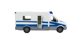 Р/У полицейский фургон Double Eagle 1:18 2