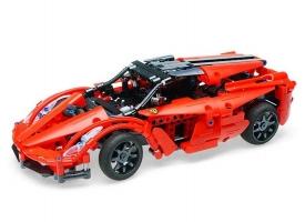 Р/У конструктор CaDA Technic спортивная машина (380 деталей) C51009K