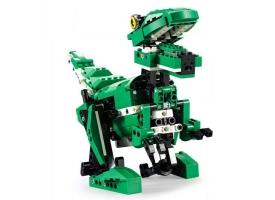 Конструктор CaDA динозавр/крокодил (450 деталей) 1