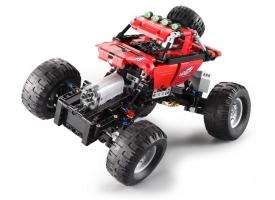 Р/У конструктор CADA deTech Off-Road Crawler (489 деталей)