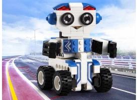 Конструктор CaDA Робот BOBBY (195 деталей) 1