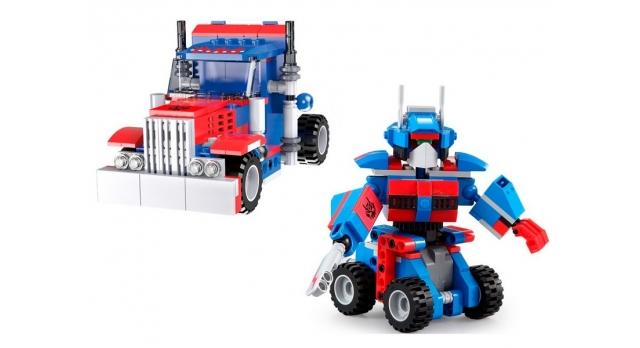 Конструктор CaDA Робот OPTIMUS (251 деталь) 1