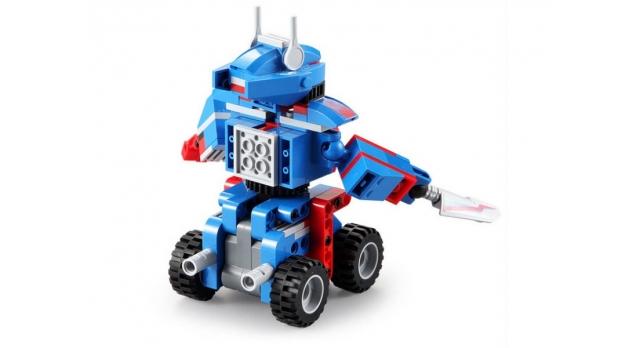 Конструктор CaDA Робот OPTIMUS (251 деталь) 3