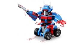 Конструктор CaDA Робот OPTIMUS (251 деталь) 4