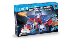 Конструктор CaDA Робот OPTIMUS (251 деталь) 9