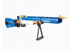 Конструктор CaDA Technic винтовка М1, стреляет пульками (583 детали) 1