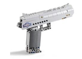 Конструктор CADA deTech пистолет-пулемет MP5 (617 деталей) 1