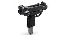 Конструктор CADA deTech пистолет Desert Falcon (307 деталей) 1