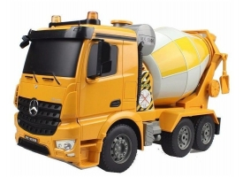 Р/У бетономешалка Double Eagle Mercedes-Benz Actros 1:20