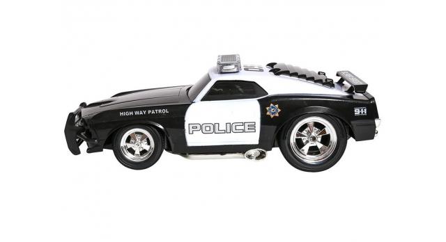 Р/У машина He Tai Toys Полиция 70599BP 1/16 +акб 2