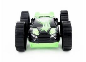Р/У машинка-перевертыш Meiqibao 5588-603 Double Roll Stunt четырехколесная, акб 1