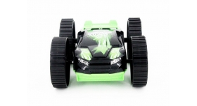 Р/У машинка-перевертыш Meiqibao 5588-603 Double Roll Stunt четырехколесная, акб 2