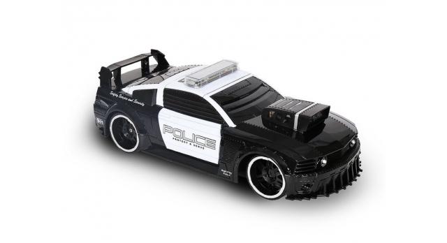 Р/У машина He Tai Toys Полиция 70599P 1/16 на батарейках 1