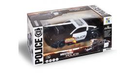 Р/У машина He Tai Toys Полиция 70599P 1/16 на батарейках 6