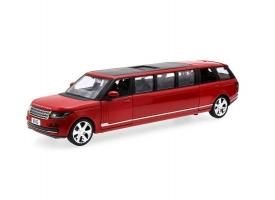 Машина Range Rover 6602 1/32 свет, звук, инерция 23,5 см (1/8шт.) б/к