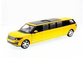 Машина Range Rover 6602 1/32 свет, звук, инерция 23,5 см (1/8шт.) б/к 1