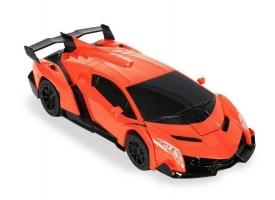 Р/У трансформер MZ Lamborghini Veneno 2333X 1/22 +акб и з/у 1