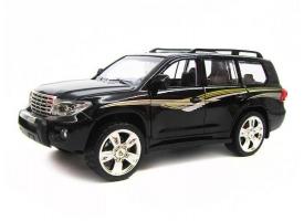 Машина XLG  TOYOTA PRADO/MERCEDES G55 M923J/M923K 1/24, свет, звук, инерция (1/8шт.) б/к 1
