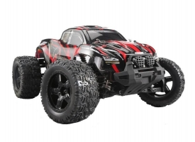 Радиоуправляемый монстр Remo Hobby MMAX (синий) 4WD 2.4G 1/10 RTR