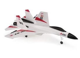 Р/У самолет XK Innovation SU27 340мм EPP 2.4G 3-ch LiPo RTF (белый)