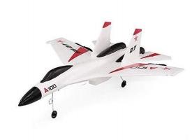 Р/У самолет XK Innovation SU27 340мм EPP 2.4G 3-ch LiPo RTF (белый) 1