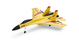 Р/У самолет XK Innovation SU27 340мм EPP 2.4G 3-ch LiPo RTF (белый) 6