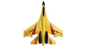 Р/У самолет XK Innovation SU27 340мм EPP 2.4G 3-ch LiPo RTF (белый) 8