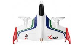 Р/У самолет XK Innovation X420 420мм 3D EPP 2.4G 6-ch LiPo Gyro RTF 2