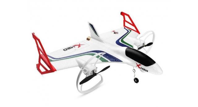 Р/У самолет XK Innovation X420 420мм 3D EPP 2.4G 6-ch LiPo Gyro RTF 4