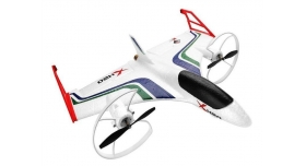 Р/У самолет XK Innovation X420 420мм 3D EPP 2.4G 6-ch LiPo Gyro RTF 5