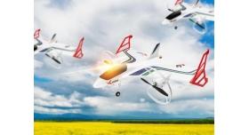 Р/У самолет XK Innovation X420 420мм 3D EPP 2.4G 6-ch LiPo Gyro RTF 6
