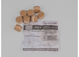 Пыж ДВП (древесно-волокнистый осаленный)